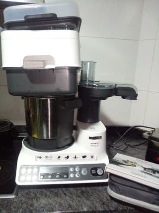robot de cocina kenwood de segunda mano en wallapop. Black Bedroom Furniture Sets. Home Design Ideas