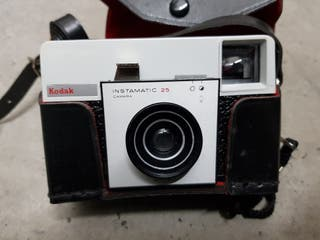 Cámara de fotos Kodak instamatic 25