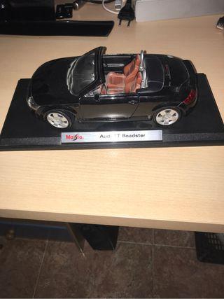 Maqueta de Audi TT