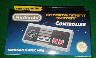 Mando original Nintendo para Mini Nes.