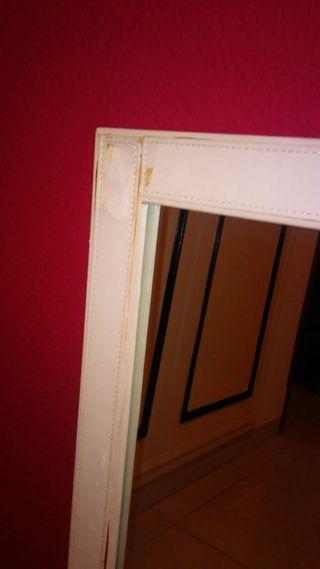 Espejo grande rectangular de segunda mano por 15 en for Espejo rectangular grande