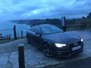 Audi A5 3.0 Tdi 2xS-line