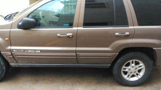 Jeep Grand Cherokee 2001 3.1TD