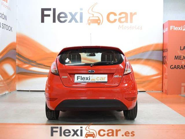 Ford Fiesta 1.0 EcoBoost 100cv Trend 5p