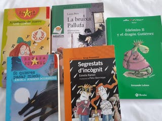 libros lectura 6° primaria