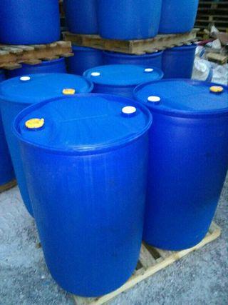 bidones de 120 litros