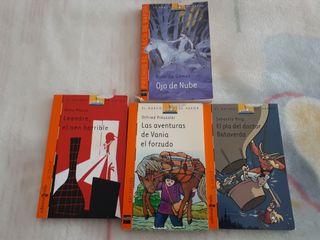 libros lectura a partir de 9 años