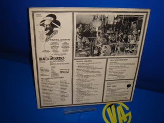 Disco vinilo LP Various The Black Mikado -1975