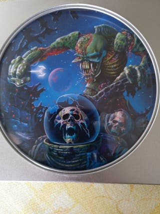 CD Iron Maiden