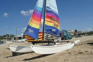 Hobie Cat 16 Catamarán