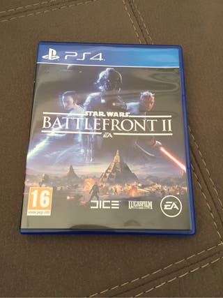 Videojuego Battle Front II