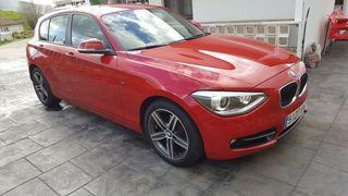 BMW 118D. F20 sport automatico