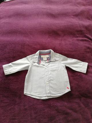 ropa niño. Camisa niño 12 meses.