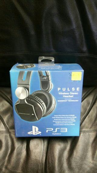 cascos sony ps3 ps4 pulse