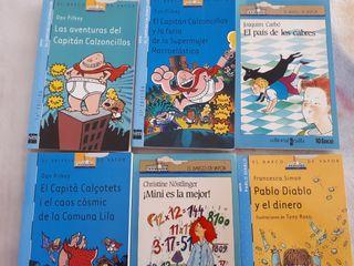 libros lectura a partir de 7 años