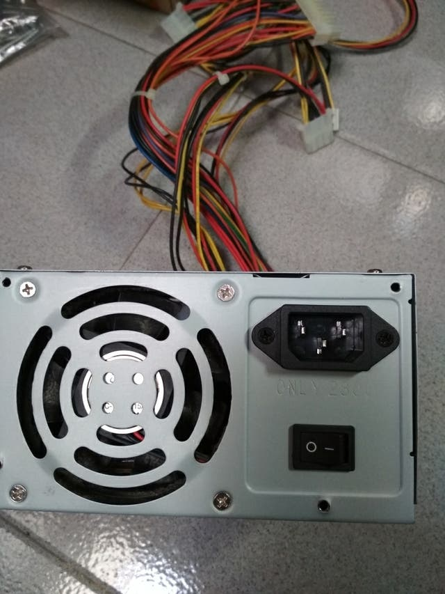 FUENTE ALIMENTACION PC ATX TRUST 370 W PSU