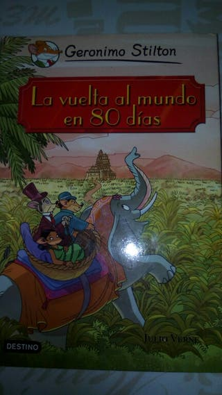 Libro de Gerónimo Stilton