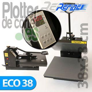 Prensa térmica ECO38 de Refine
