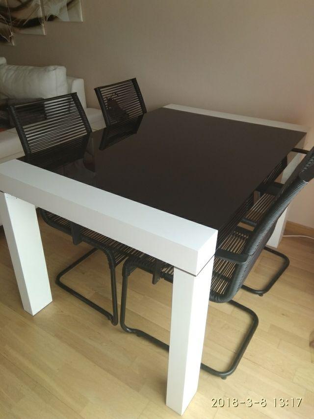 Mesa extensible de diseño para comedor de segunda mano por 425 € en ...