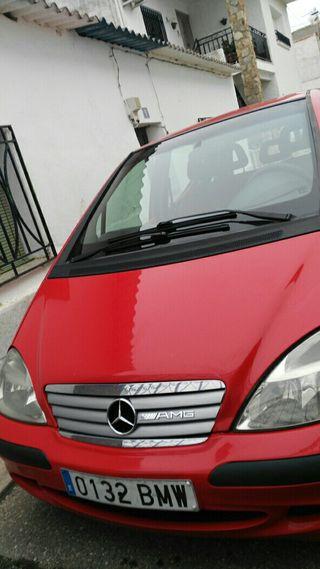 Mercedes-benz Clase A 2001 cambio por furgoneta o