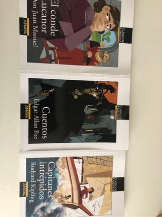 Adaptacions clásicos lectura