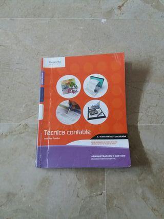 libro de administrativo (tecnica contable)