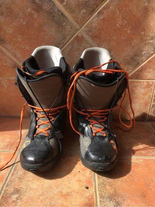 Botas snowbord Quechua. T: 44