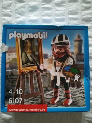 playmobil 6107 Durero,nuevo en caja.