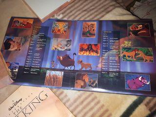 walt disney lion king Deluxe Cav letterbox edition