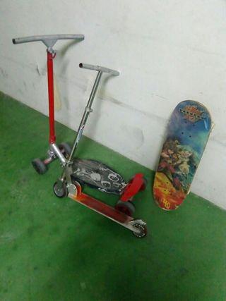 pack de patines