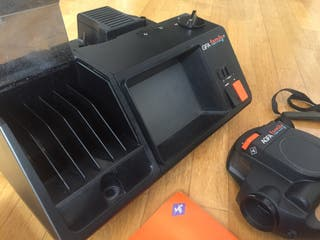 AGFA family super 8 (cámara y proyector)