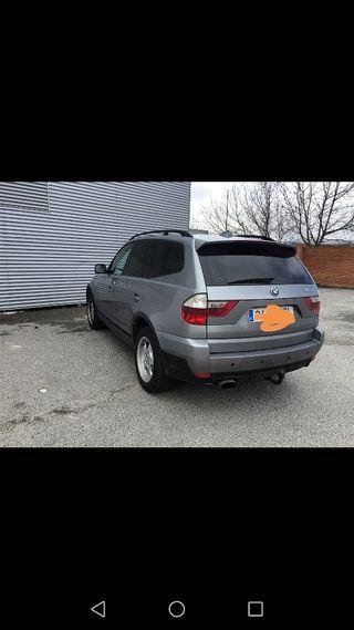 BMW X3 Xdrive 2.0d All4