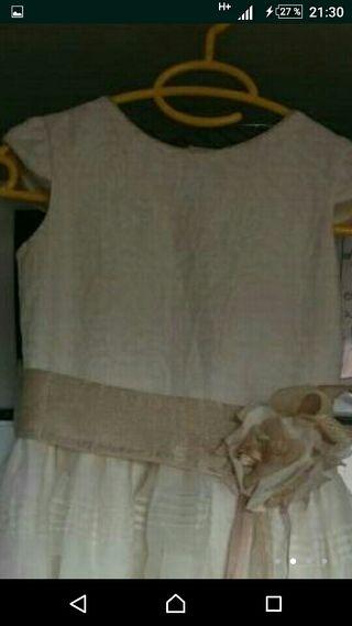 Vestido comunion.