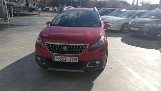 Peugeot 2008 allure 1.2 puretech 2017