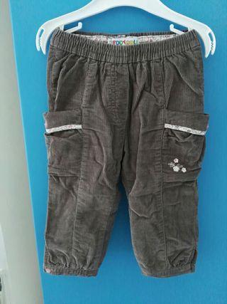 Dos pantalones 18/24 meses