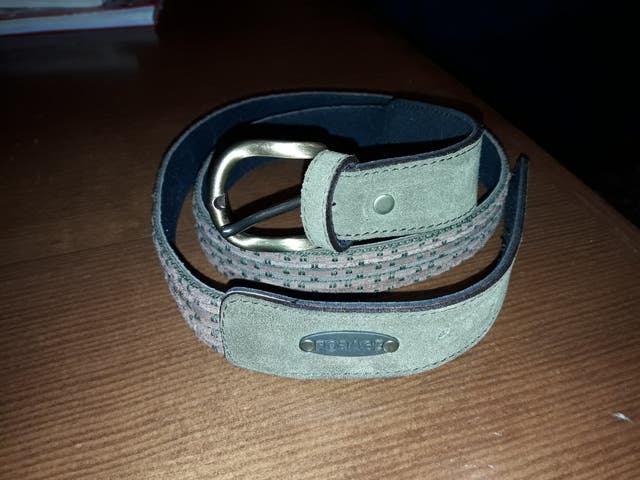 Cinturón - cinturones