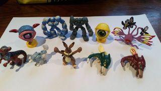 Muñecos Monster Ranger