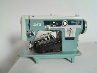 maquina de coser alfamatic 109