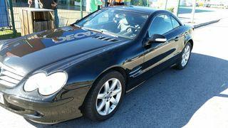 Mercedes-Benz SL 2002