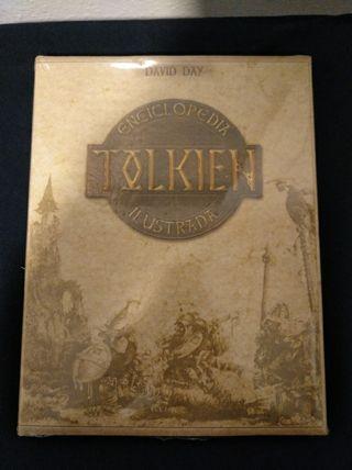 Enciclopedia ilustrada Tolkien. NUEVA. PRECINTADA.