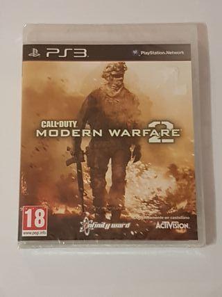 Ps3 call of duty MODERN WARFARE 2 ps3