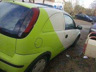 Opel Corsa van 2005