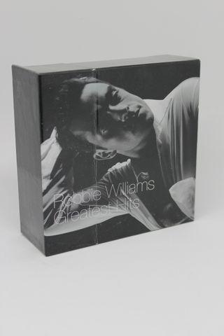 Recopilatorio de Robbie Williams Greatest Hits