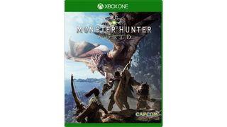 Monster Hunter World Xbox One impoluto