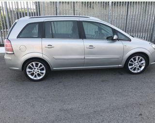 Opel Zafira 2007 cambios no cambio acsurdos