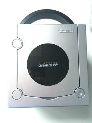 Consola nintendo Gamecube