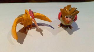 Figuras Pokemon Tomy originales