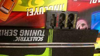 recta conexión Tuning Scalextric