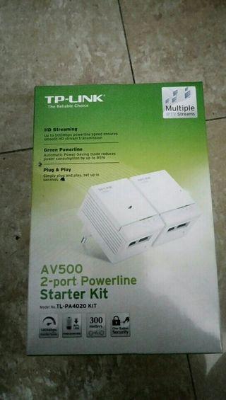adaptador plc