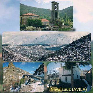 Alquiler de Casa Rural, Navalsauz (AVILA)